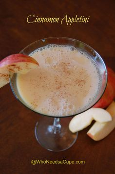 Debut a new fall drink recipe this year! Making a Cinnamon Appletini is a great…