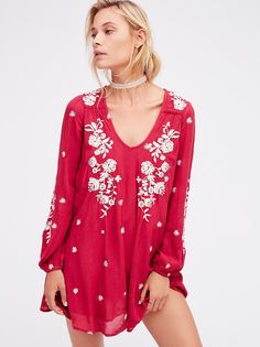 Sweet Tennessee Mini Dress from Free People!