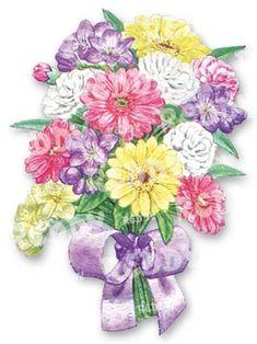 Bilderesultat for Bilder av blomster til bruk på decoupage