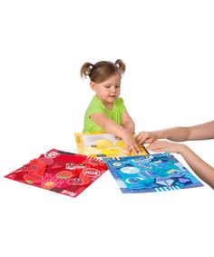 Look at this #zulilyfind! Tots Collage by Color Kit #zulilyfinds