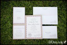 Airmail Iceland Wedding Invitation Jokulsarlon Glacial Lagoon Wedding Photos by Miss Ann