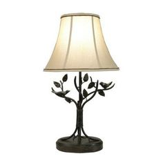 Birds of a feather flock to the StyleCraft Aged Bronze Iron Bird and Leaf Table Lamp . This iron and poly resin table lamp is sculpted to resemble. Tree Table, Leaf Table, Light Table, Lamp Light, Craft Iron, Table Lamps For Sale, Lamp Shade Store, Resin Table, Lamp Sets