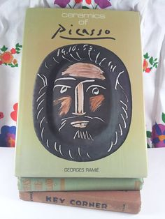 Ceramics of Picasso Georges Rame 223 Color by acornabbey on Etsy