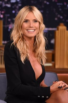 Heidi Klum Reveals Favourite London Hangouts (Vogue.co.uk)