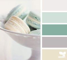 macaron tones color scheme from Design Seeds Design Seeds, Colour Schemes, Color Combos, Colour Palettes, Color Palate, Color Stories, House Colors, Macarons, Color Inspiration