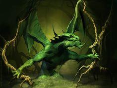 Dragon of death