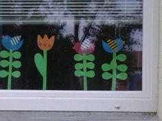 Plantation, Preschool, Windows, The Originals, Spring, Easter, Kindergarten, Window, Preschools