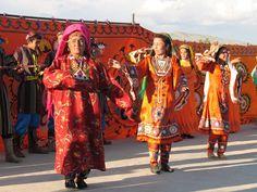Local dances, Baysun