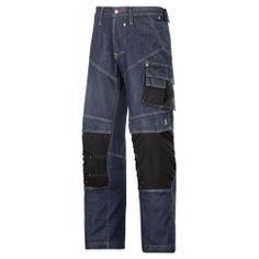 Pantaloni Denim 3355 - Snickers WorkWear