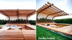 #JardinGenial #ландшафтный_дизайн  #Озеленение #Освещение #Полив #Постройки_на_участке