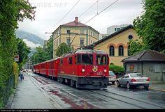 RailPictures.Net Photo: 633 RHB- Rhätische Bahn SLM/BBC, Ge 4/4 II at Chur, Switzerland by ARTEMIS KLONOS