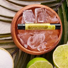 POSH CUBAN COOL LIP BALM   Need a tropical treat? Cuban Cool moisturizes with shea butter, protects with beeswax, and refreshes with sparkling lime and mint hydration for soft, supple lips. A zippy touch of caffeine completes this perfectly pampered pout. Apply generously to lips as needed.  Flavor: Lime and mint essential oils