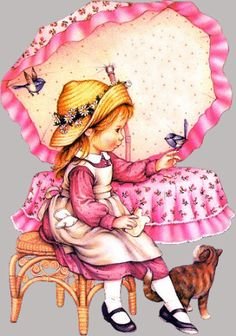 Lisi Martin is a Spanish artist and illustrator famous for her highly detailed and romanticized pictures of children. Lisi was born in Barcelona, Catalonia in 1944.