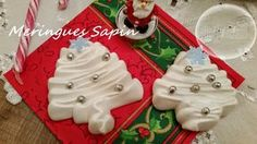 Meringues Sapins ( au Thermomix )