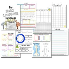 Hi everyone! I had such a great response to my Elementary Daily Learning Notebook, and Preschool level Daily Learning Notebook! I also had a bunch of requests for a cursive version, and frankly I don't know why I didn't make one to start with since Strawberry Shortcake is a cursive guru! So as requested… Today…Read More