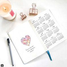 10 comptes bullet journal pour rester inspiré ! Inspiration bullet journal compte instagram bujo