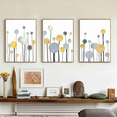 NUOMEGE Modern Simple Abstract Tree Canvas Painting Pictures Nordic Wall Canvas Pictures for Living Room Poster Art Mural Wall Art, Abstract Wall Art, Wall Art Prints, Painting Abstract, Geometric Painting, Geometric Wall, Simple Wall Paintings, Home Decor Paintings, Flower Painting Canvas