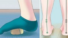 Foot pain can prevent you from working if you move around a lot. Get rid of foot pain quickly with these effective stretches in reflexology. Foot Stretches, Foot Exercises, Stretching Exercises, Fitness Workouts, Leg Bones, Diabetic Neuropathy, Peripheral Neuropathy, Skin Tag, Foot Pain