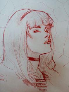 Gwen by Sara Pichelli