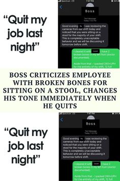 The job industry and the work conditions that employees are subjected to can sometimes feel dystopian,