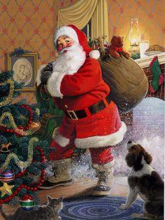 Magie du pére Noël                                                                                                                                                                                 Plus