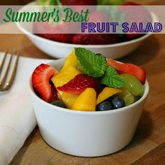 Summer's Best Fruit Salad
