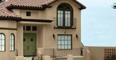Image result for tuscan architecture outside house paint colours