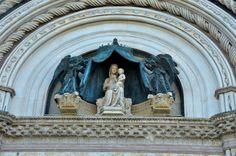 Particolare del Duomo.