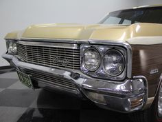 '70 Chevrolet Kingswood Wagon
