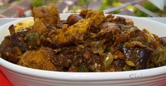 Popular Ofada stew, Ayamase, is so easy to prepare you won't believe it. Let's learn how.