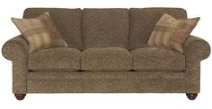 Choices Upholstery <b>Customizable</b> 87 Inch Standard Sofa by Broyhill Furniture