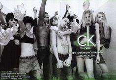 ck one SS 2011