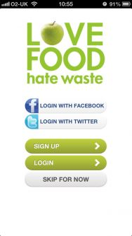The all new Love Food Hate Waste App has arrived on iphone and android and allows you to easily keep track of food planning, shopping, cooking meals and making the most of leftovers. The App also has lots of great recipe ideas and tips for using forgotten foods and leftovers to make great tasting meals