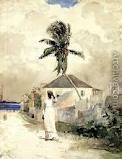 Winslow Homer, the Bahamas. For Palm Sunday.
