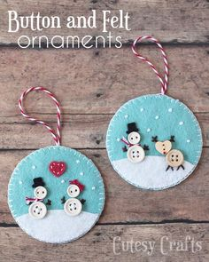 Top 40 Felt Ornaments For ChristmasTo have a cozy and calm Christmas, you can use a variety of things to enhance the décor like garlands, ribbons, ornaments and warm color palette. You May Also Like To Read: Top 40 Decoration Ideas With Santa Boots Most…