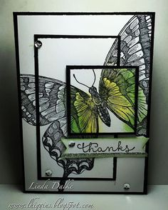 Linda Dalke: Another Project for this week's Triple Layer Technique Class - a few spots left! Wedding Cards Handmade, Handmade Birthday Cards, Greeting Cards Handmade, Scrapbooking, Scrapbook Cards, Bee Cards, Card Tricks, Stamping Up Cards, Card Making Techniques