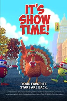 Macy's Thanksgiving Day Parade 2014 games
