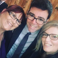 With Andy Burnham MP