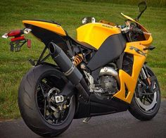 Eric Buell racing 1190 RX