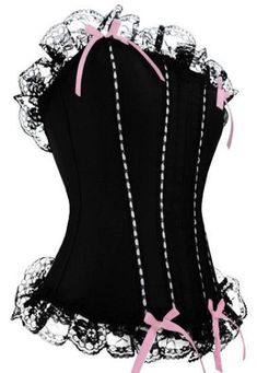 y Lady Lingerie Steel Boned Corset 2158 Black Gothic Corset y Women Lace Top bustier corset Alternative Measures Sexy Gifts Valentine's Day Wife Honeymoon Gothic Corset, Sexy Corset, Lace Corset, Gothic Lingerie, Gothic Fashion, Look Fashion, Corset Outfit, Sexy Gifts, Pretty Lingerie