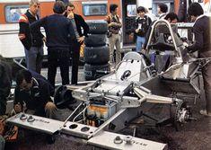 Nigel Mansell - Ralt RT2 Honda - Ralt Cars Ltd - XII Preis von Baden-Württemberg und Hessen 1980 - In the bacground are Ron Tauranac and Nigel Mansell