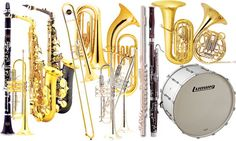 """Choosing the Right Band Instrument for Your Child"""""""