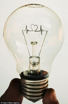 The incredible light bulb art by photographer Adrian Limani
