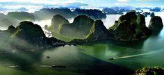 Charming Halong Bay