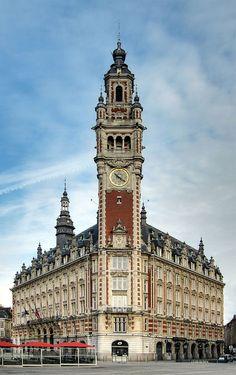 Chambre de commerce Lille  Find Super Cheap International Flights to Lille, France ✈✈✈ https://thedecisionmoment.com/cheap-flights-to-europe-france-lille/