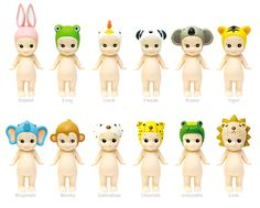 Sonny Angel Animal Collection