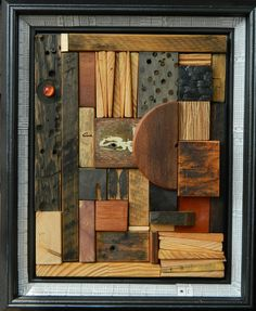 contemporary abstract three dimensional artwork