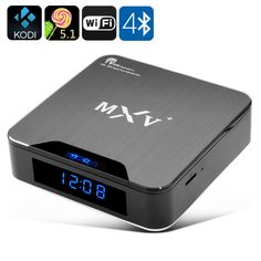 Add more smart functionality to your TV with Android TV box coming with great connectivity, a powerful processor and Kodi support. Android One, Best Android, Best Online Clothing Stores, Wifi Router, Home Network, Latest Gadgets, Decoding, Digital Audio, Smart Tv
