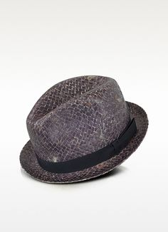e16d0cd97fd8a Paul Smith Parrot Print Straw Trilby Hat on shopstyle.com Trilby Hat