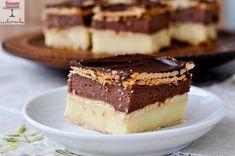 Kaszak - ciasto z kaszą manną Tiramisu, Cheesecake, Sweets, Ethnic Recipes, Blog, Cakes, Kitchen, Xmas, Cooking